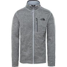 The North Face Canyonlands Veste polaire zippée Homme, tnf medium grey heather